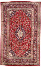 Keshan Teppich  193X303 Echter Orientalischer Handgeknüpfter (Wolle, Persien/Iran)