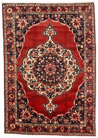 Bachtiar Collectible Teppich 211X302 Echter Orientalischer Handgeknüpfter Dunkelrot/Schwartz (Wolle, Persien/Iran)