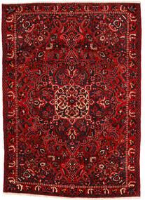 Bachtiar Collectible Teppich 215X295 Echter Orientalischer Handgeknüpfter Rost/Rot/Dunkelbraun/Dunkelrot (Wolle, Persien/Iran)