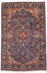 Kerman Teppich  186X288 Echter Orientalischer Handgeknüpfter (Wolle, Persien/Iran)