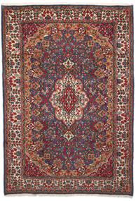 Kerman Teppich  204X296 Echter Orientalischer Handgeknüpfter (Wolle, Persien/Iran)