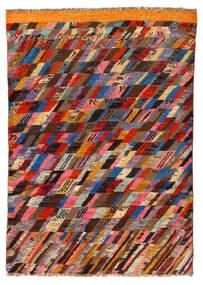 Moroccan Berber - Afghanistan Teppich 121X175 Echter Moderner Handgeknüpfter (Wolle, Afghanistan)