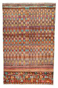 Moroccan Berber - Afghanistan Teppich 110X177 Echter Moderner Handgeknüpfter (Wolle, Afghanistan)