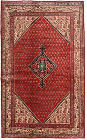 Sarough Mir Teppich  128X210 Echter Orientalischer Handgeknüpfter (Wolle, Persien/Iran)