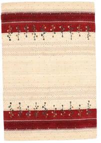 Loribaf Loom Teppich  124X182 Echter Moderner Handgeknüpfter (Wolle, Indien)