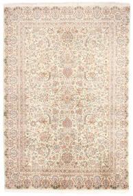 Kaschmir Reine Seide Teppich 170X250 Echter Orientalischer Handgeknüpfter Beige/Hellbraun (Seide, Indien)