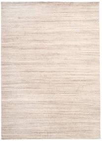 Mazic - Sand Teppich  240X300 Moderner Weiß/Creme/Hellgrau (Wolle, Indien)