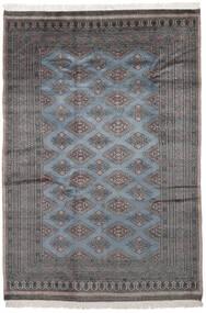 Pakistan Buchara 2Ply Teppich  170X250 Echter Orientalischer Handgeknüpfter Schwartz/Dunkelgrau (Wolle, Pakistan)