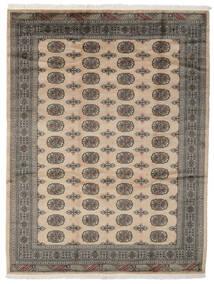 Pakistan Buchara 3Ply Teppich 178X234 Echter Orientalischer Handgeknüpfter Dunkelbraun/Hellbraun (Wolle, Pakistan)