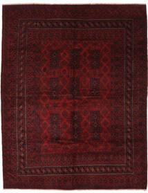 Belutsch Teppich  257X325 Echter Orientalischer Handgeknüpfter Schwartz Großer (Wolle, Afghanistan)