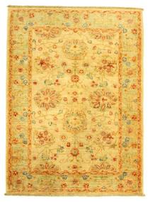 Ziegler Teppich  84X114 Echter Orientalischer Handgeknüpfter (Wolle, Pakistan)