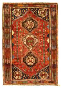 Ghashghai Teppich  182X270 Echter Orientalischer Handgeknüpfter (Wolle, Persien/Iran)