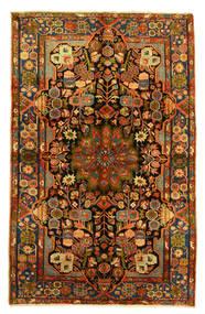 Nahavand Teppich  153X248 Echter Orientalischer Handgeknüpfter (Wolle, Persien/Iran)