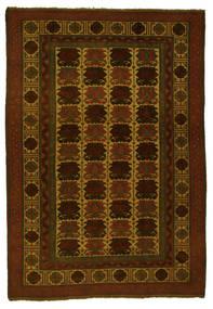Golbarjasta Kelim Teppich  180X262 Echter Orientalischer Handgewebter (Wolle, Afghanistan)