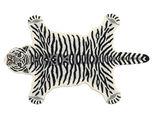 Tiger - Weiß
