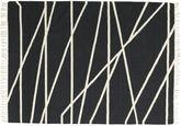 Cross Lines - Schwarz / naturweiß
