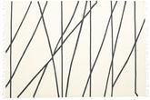Cross Lines - naturweiß / Schwarz